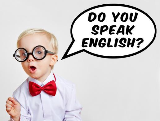 Esercizio di inglese sul simple present